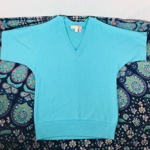 Michael Kors  Womens Sz S Cold-Shoulder Sweater
